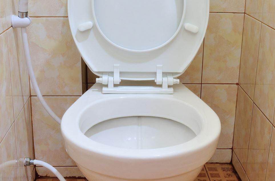 トイレがない