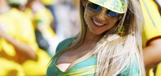 ブラジル美人女優