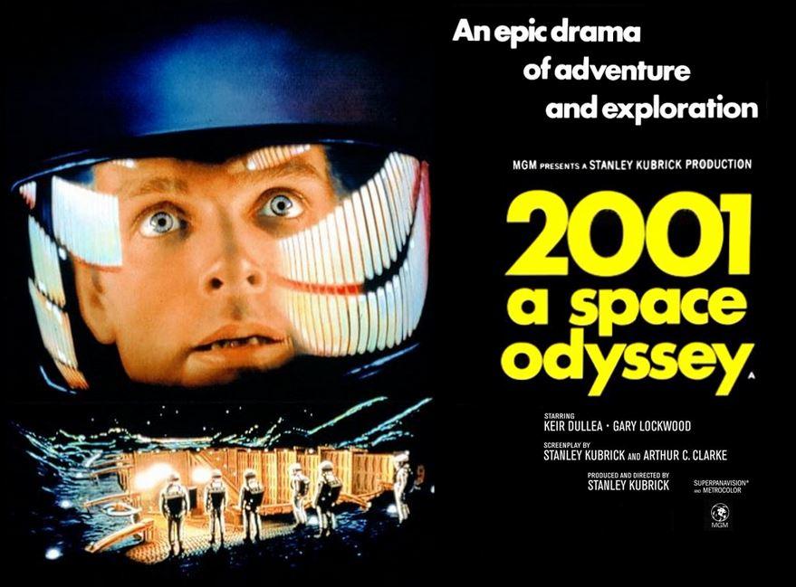2001年宇宙への旅