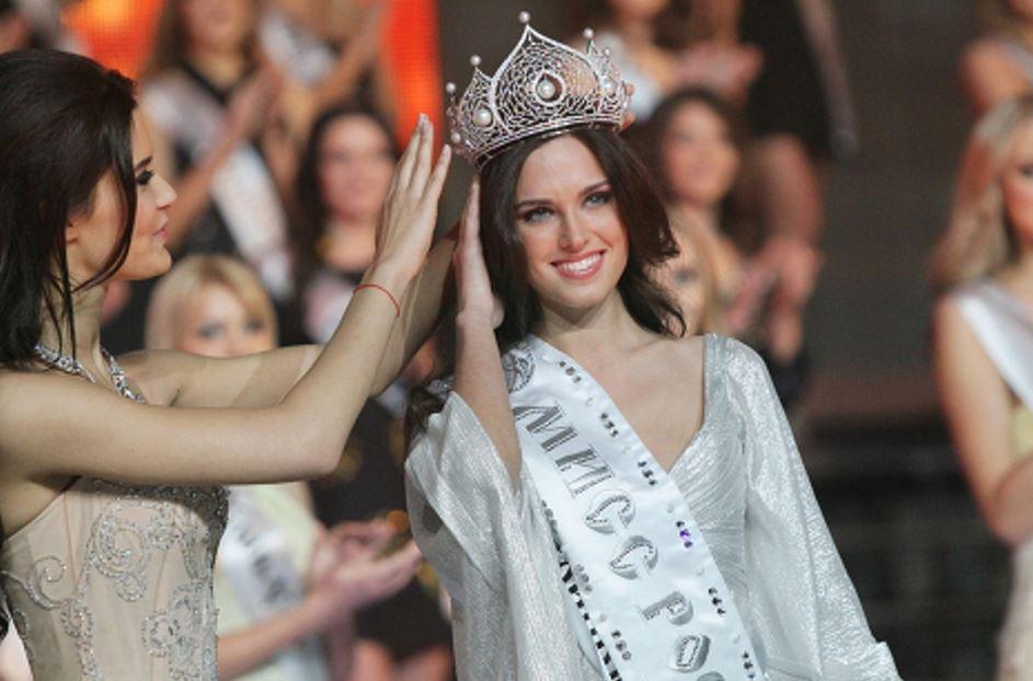 ロシアミス女王