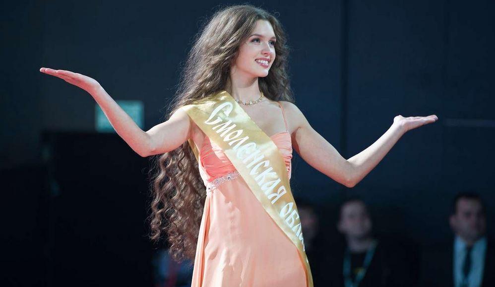 ロシア素人系美女