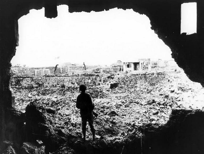 戦争の惨劇