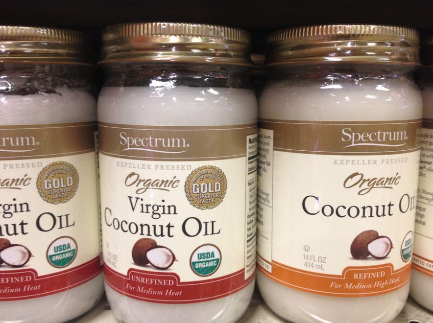 ココナッツオイルのお土産