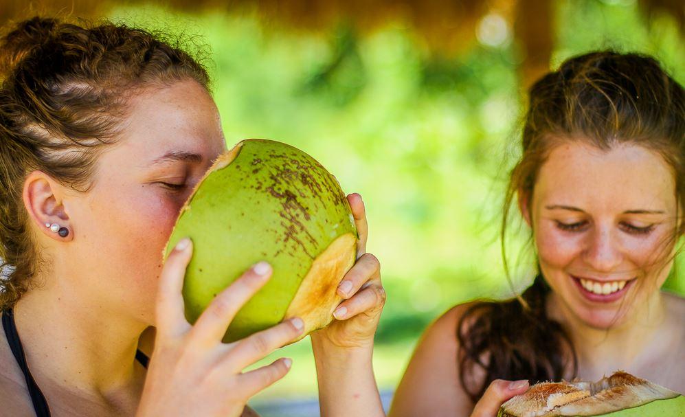 ココナッツオイル飲む