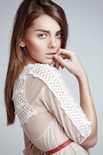 ロシア美少女