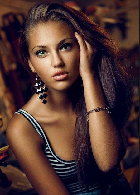 奇跡のロシア美人