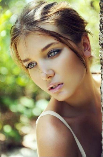 世界一のロシアン美女