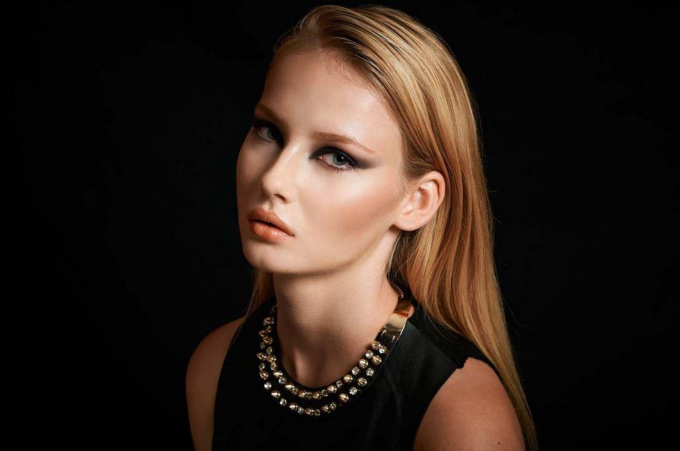 超絶美人モデル