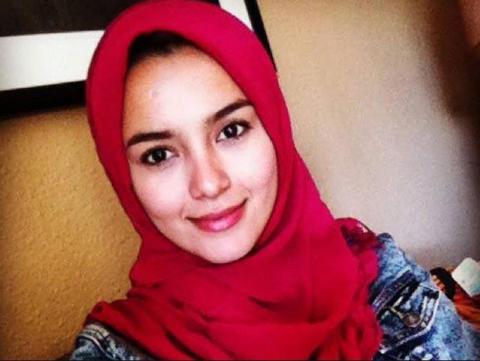 イスラム美人女性