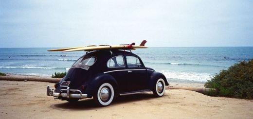サーフィン適した車