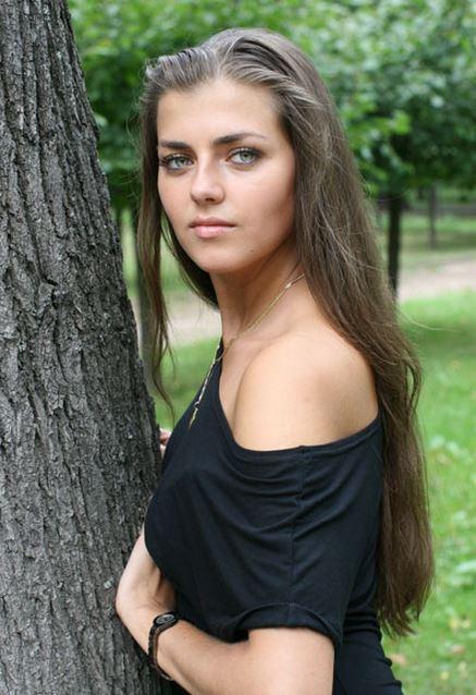 ミスロシアの超絶美女