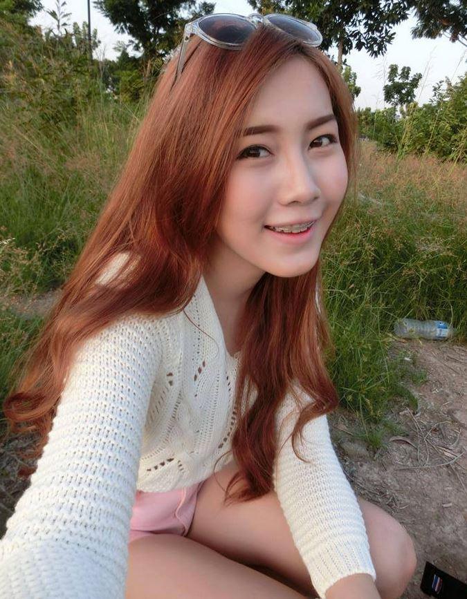 美人タイ人の女性