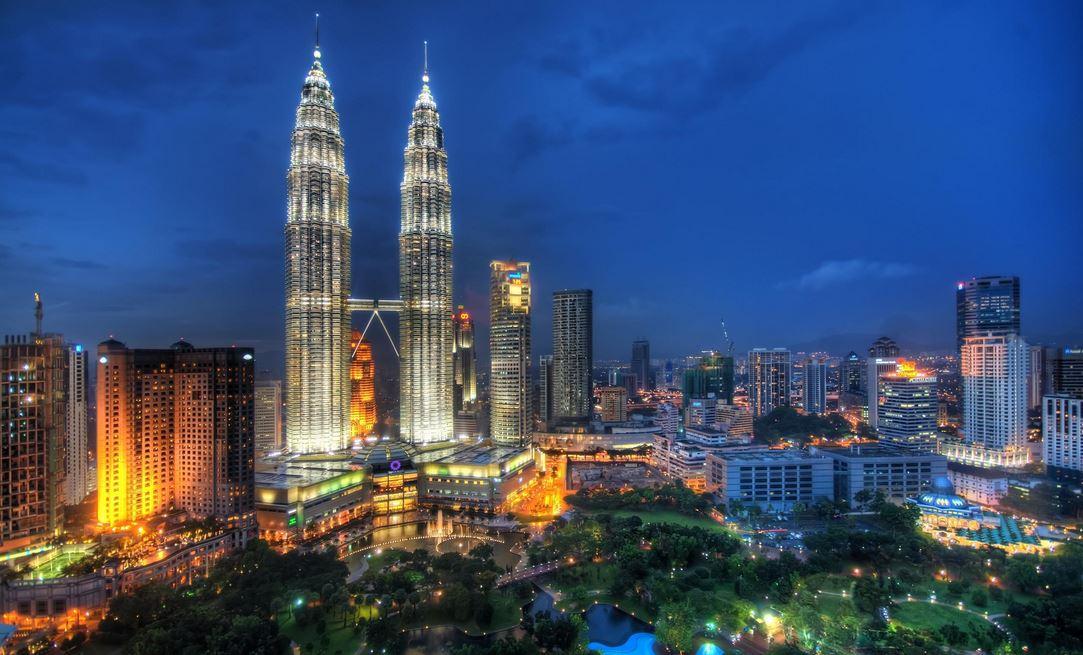 街歩きマレーシア