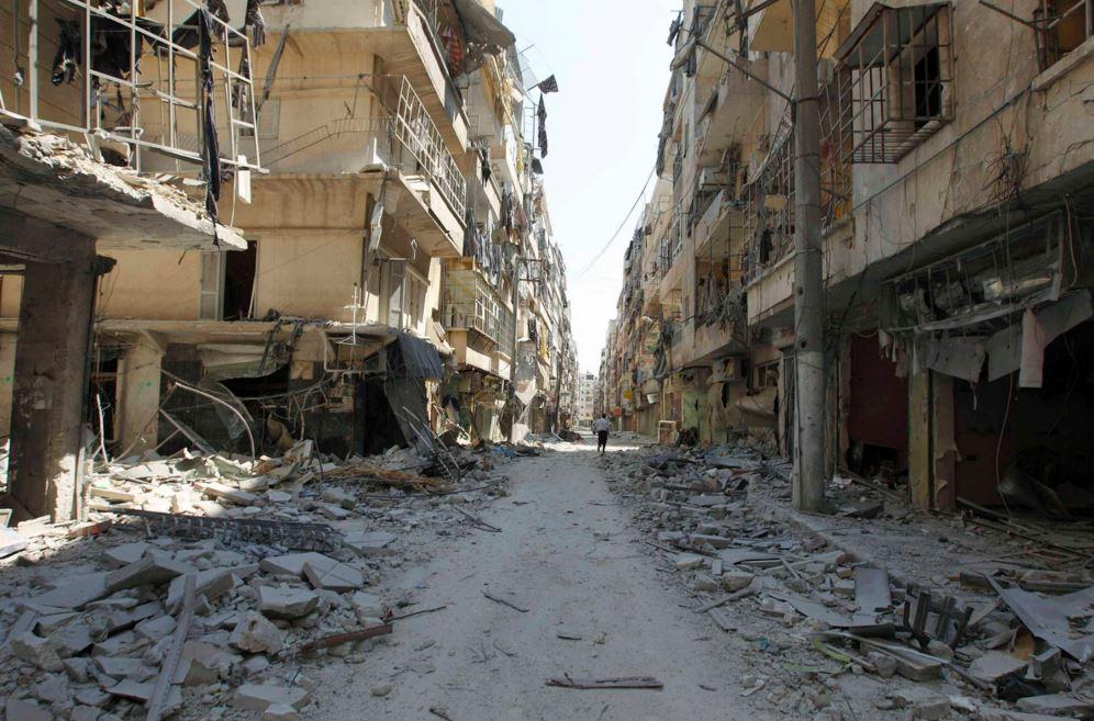 シリア情勢