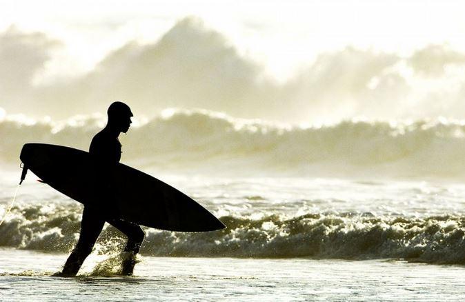 冬のサーフィン寒さ対策