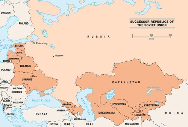 旧ソ連国家