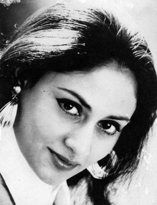 インド映画元祖美人