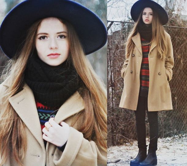 ウクライナファッションモデル