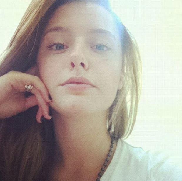 ウクライナ美少女