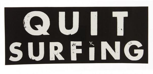 サーフィンを辞める理由