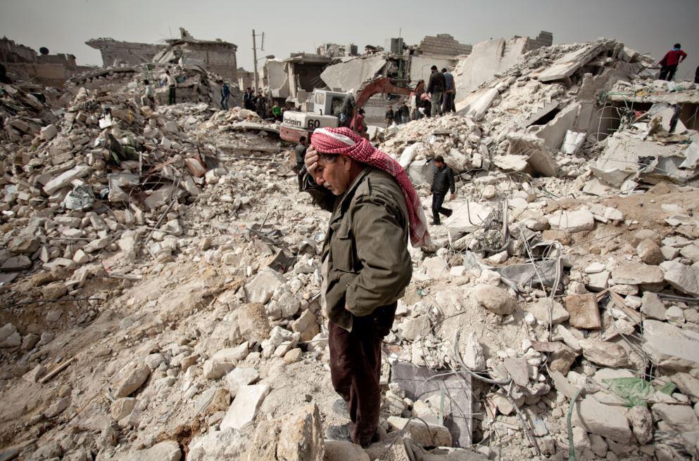 シリア内戦