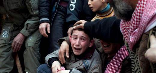 シリア難民報道