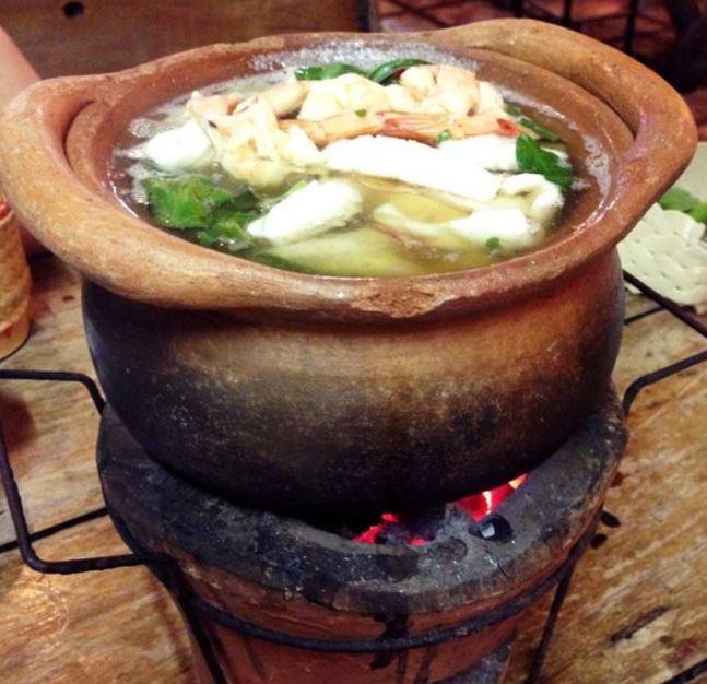 チムチュムスープ