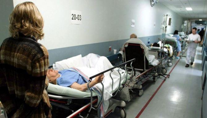 病院の患者