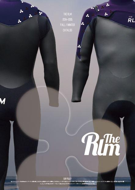 RLMウエットスーツ