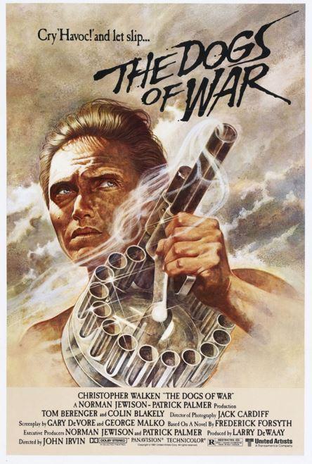 戦争の犬映画