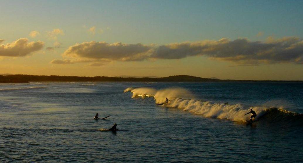 サーフィンから学んだ事