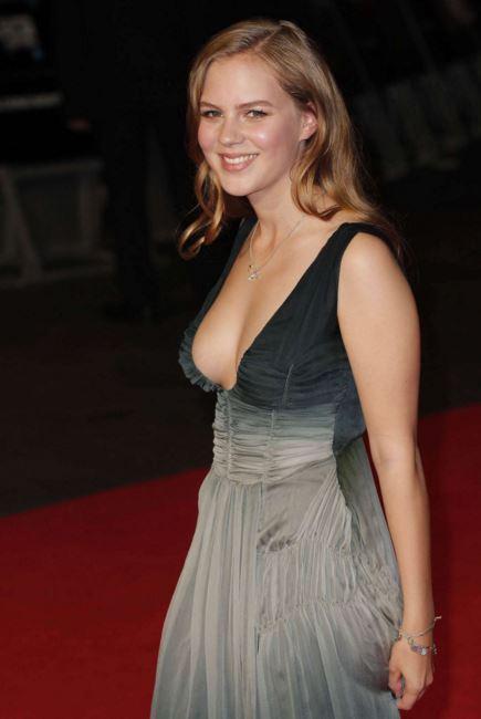 ドイツの巨乳女優