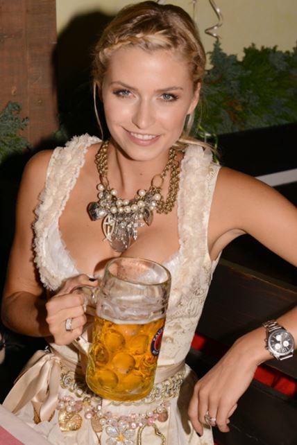 ドイツビール美人
