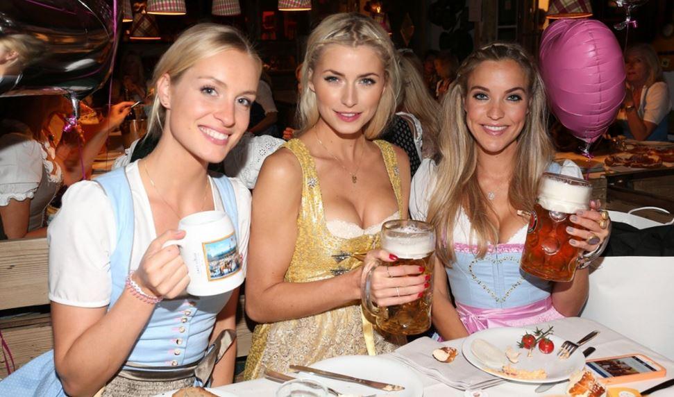 ドイツ美女達