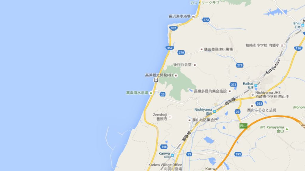 新潟高浜リーフポイント