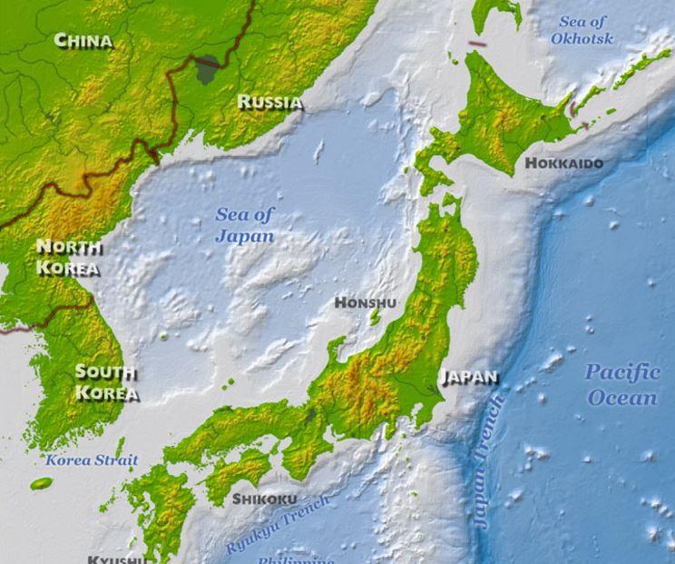 日本海サーフィン