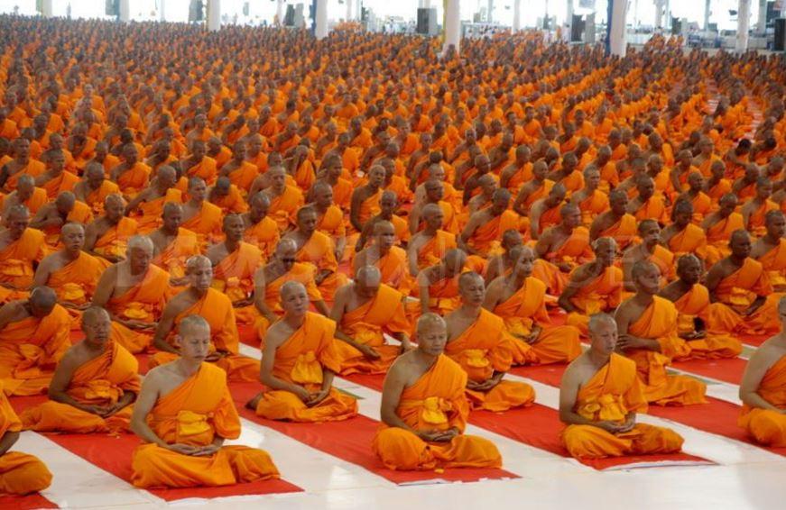 熱心な仏教徒