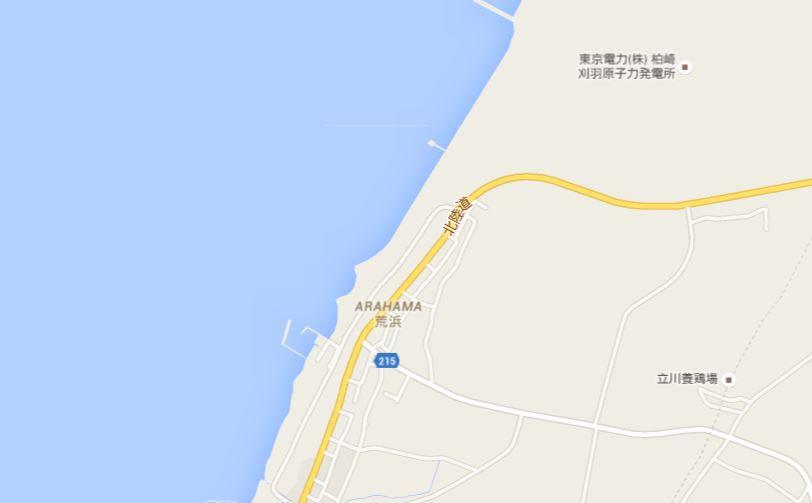 荒浜ポイント