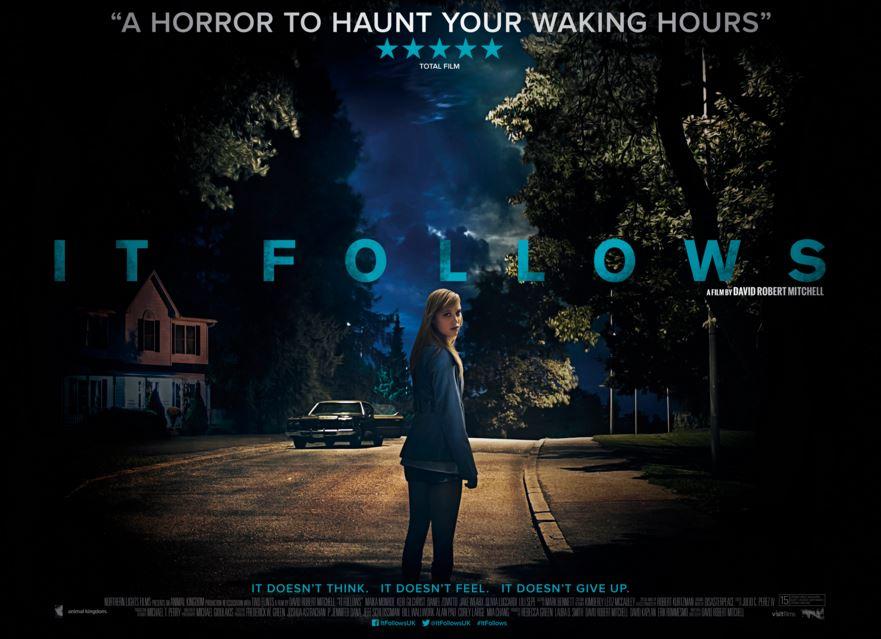 超怖い映画
