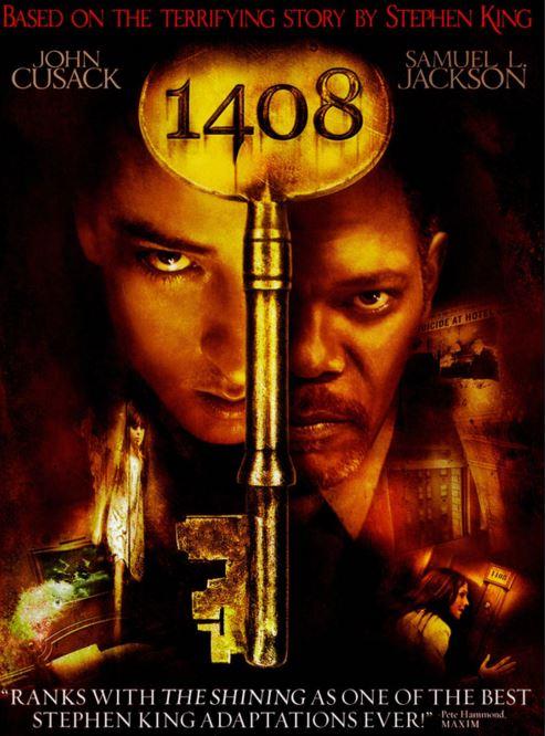 1408ホラー映画