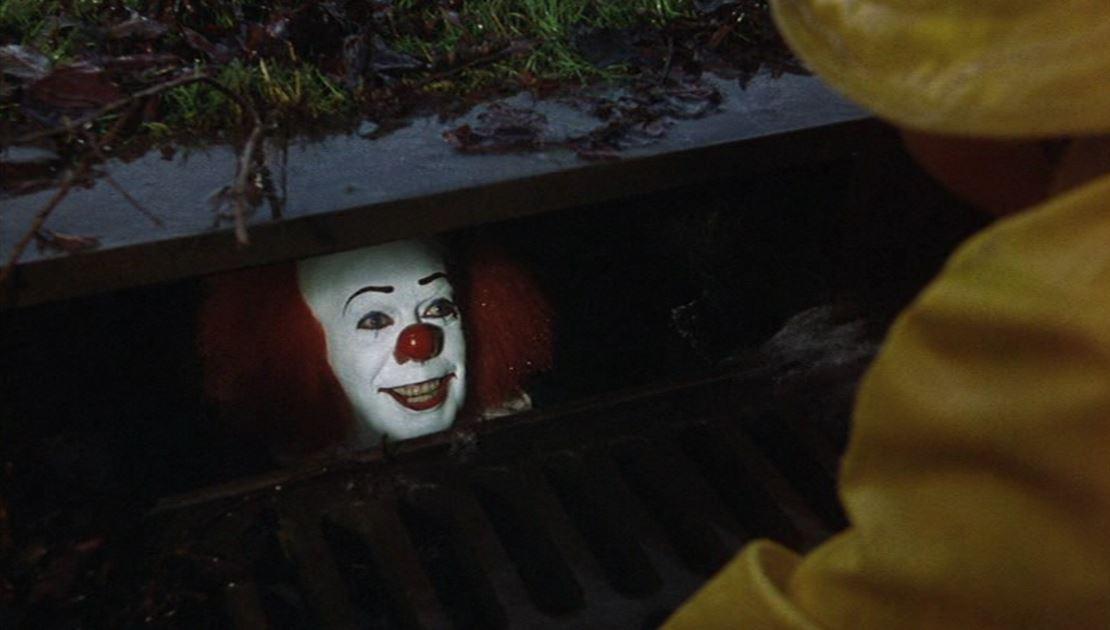 IT映画怖い