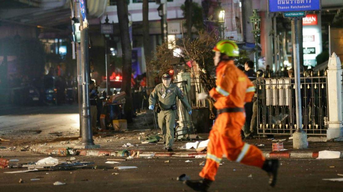 タイの無差別テロ