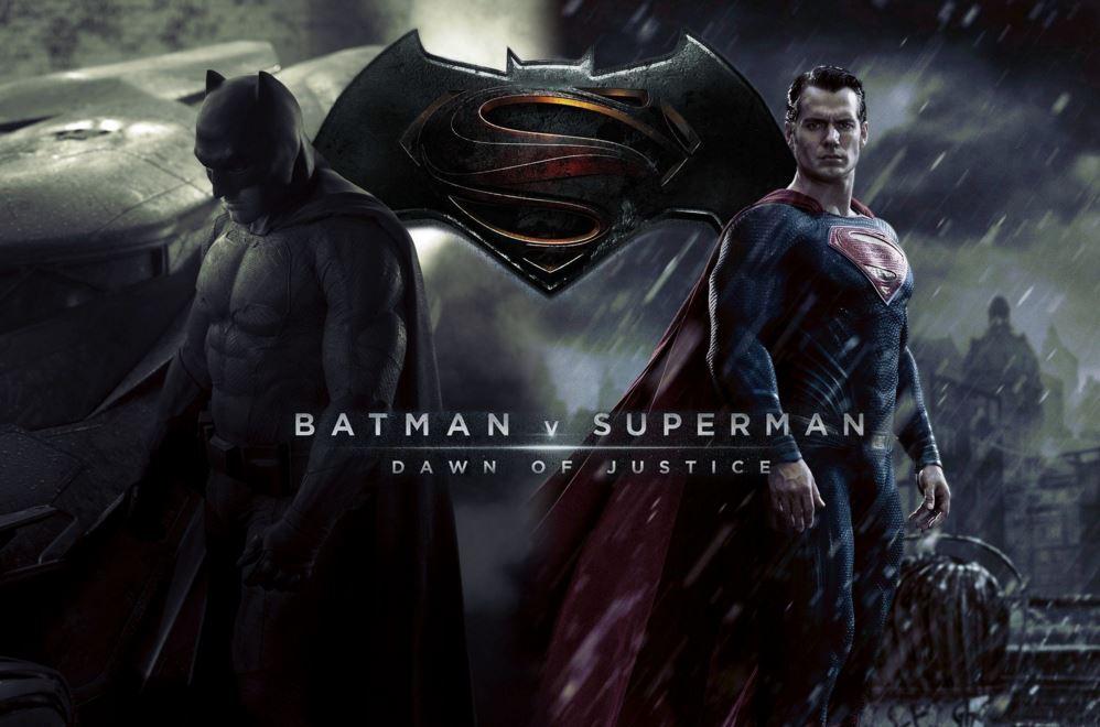 バットマン対スーパーマン