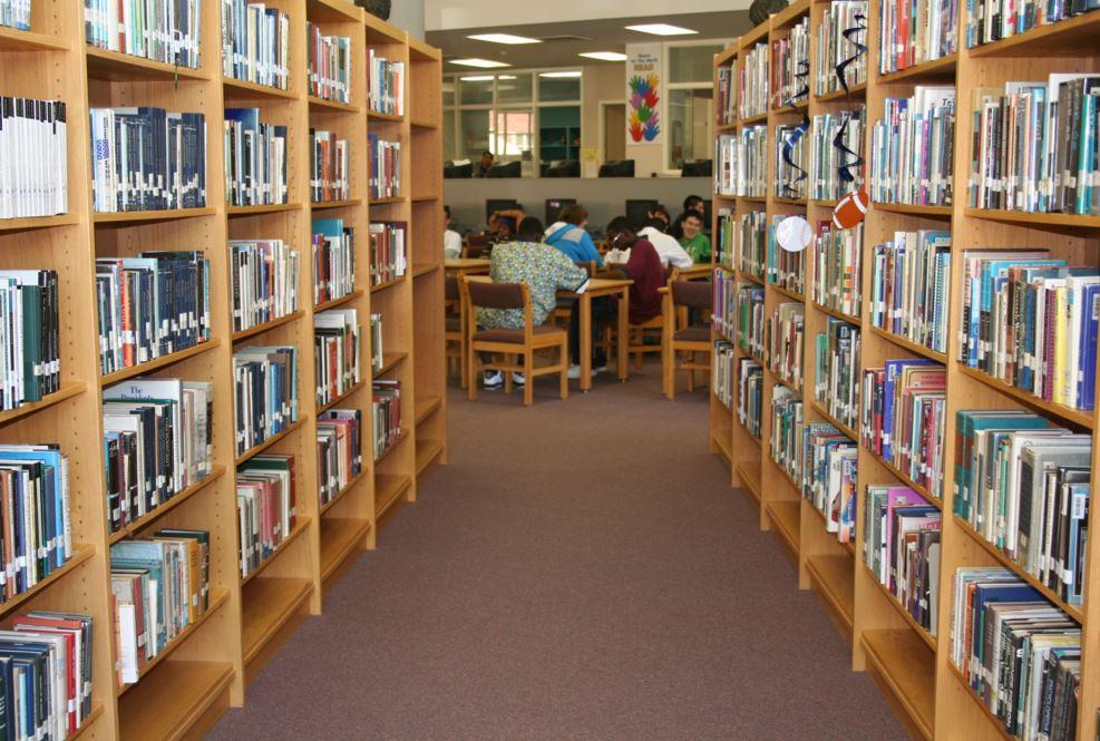 図書館最高