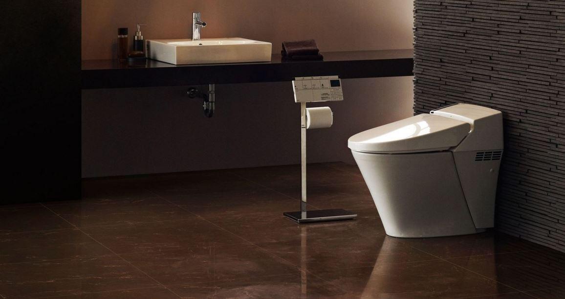 最高のトイレ