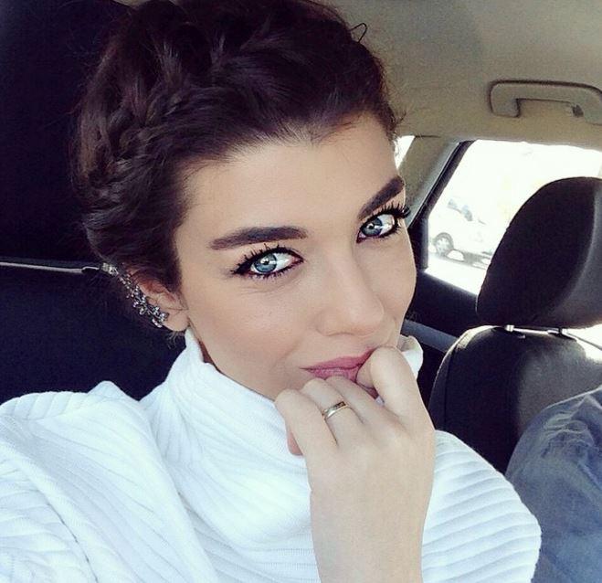 アラブ系美女