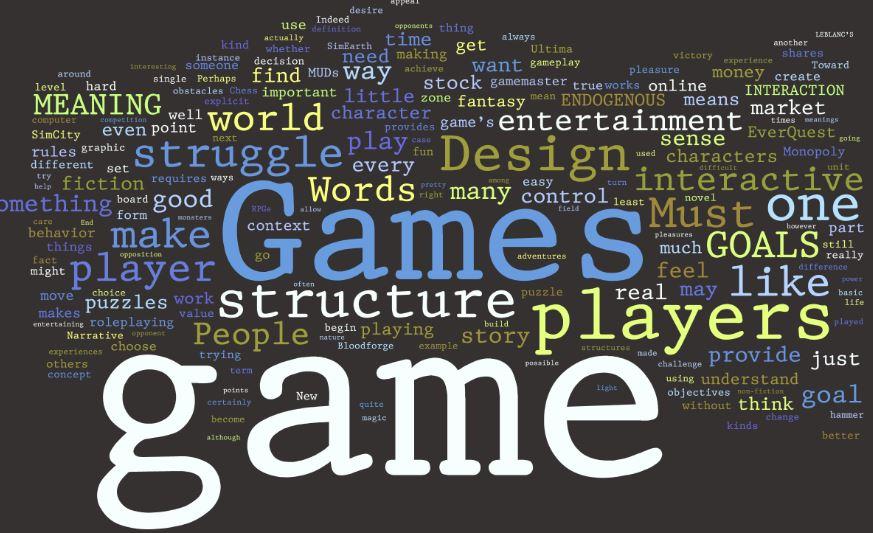 ゲームは人生