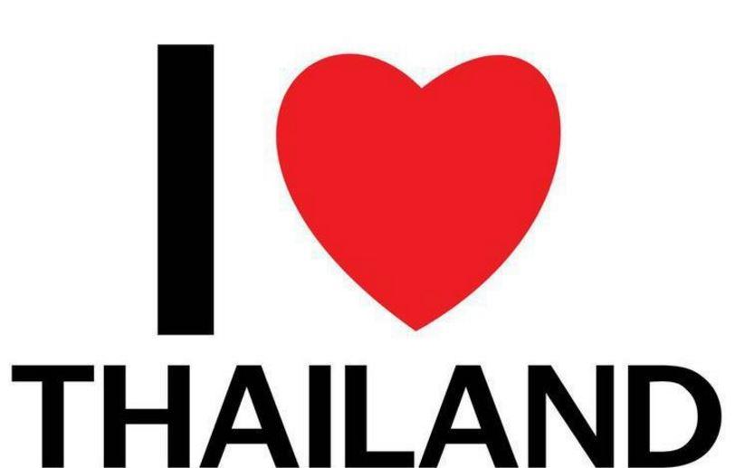 タイを愛している
