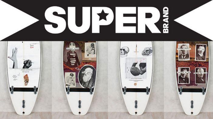 Superbrandサーフボード