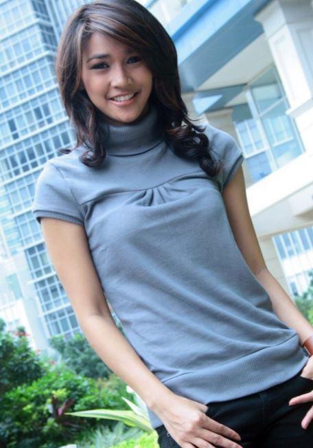 インドネシアかわいい女の子
